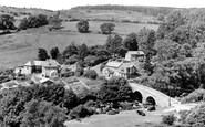 Dartmeet, the Village c1955