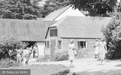 Dartmeet, Visitors, Badgers Holt c.1955