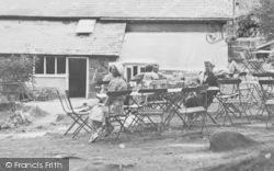 Becky Falls, The Cafe c.1955, Dartmoor