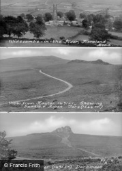 Composite c.1950, Dartmoor
