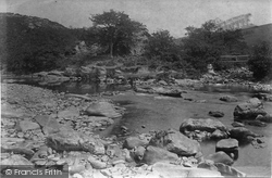 Double Waters, Virtuous Lady Mine 1906, Dartmoor