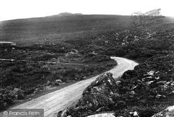 Dartmoor, Grimspound 1922