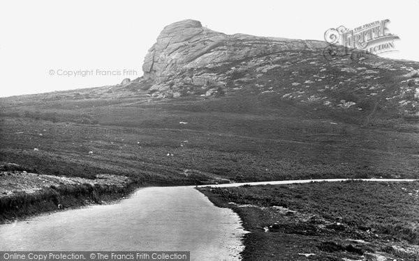 Photo of Dartmoor, Haytor 1927