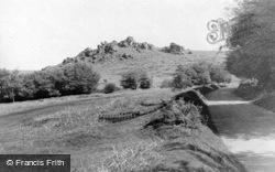 Hound Tor c.1955, Dartmoor