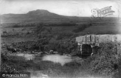Leather Tor And Bridge 1906, Dartmoor