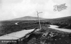 Rippon Tor c.1930, Dartmoor