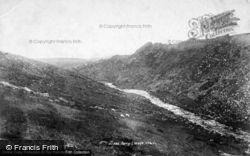 Tavy Cleave 1906, Dartmoor
