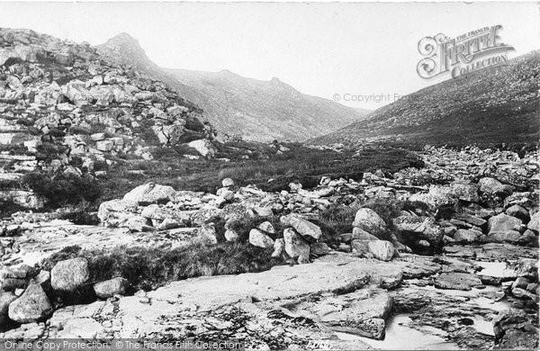 Photo of Dartmoor, Tavy Cleave 1906