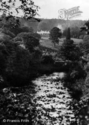 The Dart Near Spitchwick c.1930, Dartmoor