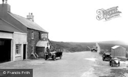Dartmoor, The Warren House Inn 1931