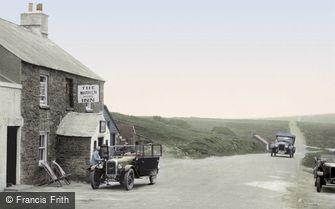 Dartmoor, Warren House Inn 1931