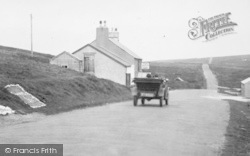 Dartmoor, Warren House Inn 1931