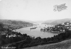 Dartmouth, And Kingswear 1889