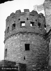 Dartmouth, Castle 1963