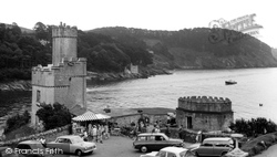 Dartmouth, Castle And Tea Rooms 1967