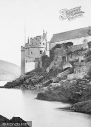 Dartmouth, Castle c.1890