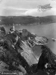 Dartmouth, Castle Cove 1930