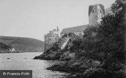 Church And Castle c.1890, Dartmouth