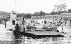 Dartmouth, Ferry 1967
