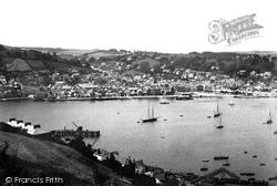 Dartmouth, From Kingswear 1897