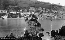 Dartmouth, From Kingswear 1930