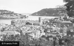Dartmouth, From Mount Boone 1918