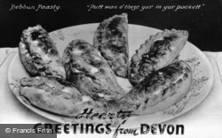 Dartmouth, Greetings From Devon 1913
