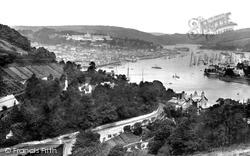 Dartmouth, Harbour c.1905