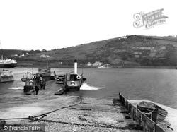 Dartmouth, Higher Ferry 1938