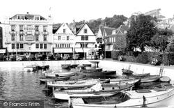 Dartmouth, Inner Harbour 1959