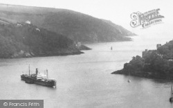 Dartmouth, Mouth Of The Dart 1899