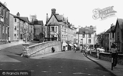 Dartmouth, Newcomen Road And Higher Street 1949