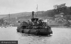 Dartmouth, Passenger Ferry, The Mew 1918