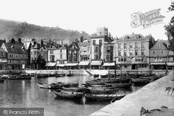 Dartmouth, Quay 1899