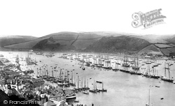 Dartmouth, Regatta, Gent No Sail 1886