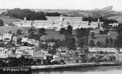 Dartmouth, Royal Naval College 1918