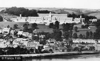 Dartmouth, Royal Naval College 1918