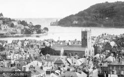 Dartmouth, St Saviour's Church 1918