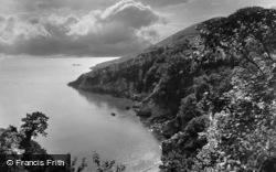 Dartmouth, Sugary Cove 1918