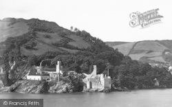 Dartmouth, The Castle c.1871