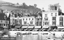 Dartmouth, The Criterion Restaurant 1959