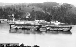 Dartmouth, Training Ships 1889