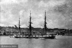 Dartmouth, Venadis, Swedish Training Ship 1890