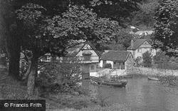 Warfleet Creek c.1935, Dartmouth