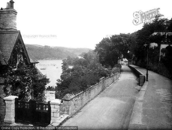 Photo of Dartmouth, Warfleet Road 1934