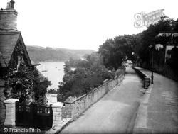 Dartmouth, Warfleet Road 1934