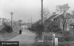 Bence Lane c.1960, Darton