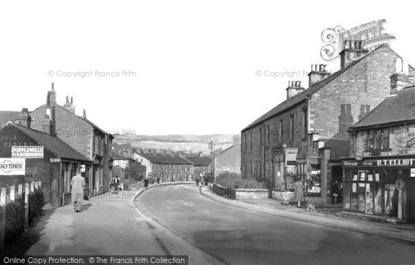 Photo of Darton, Church Street c1960