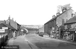 Church Street c.1960, Darton
