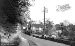 Churchfield Lane c.1960, Darton
